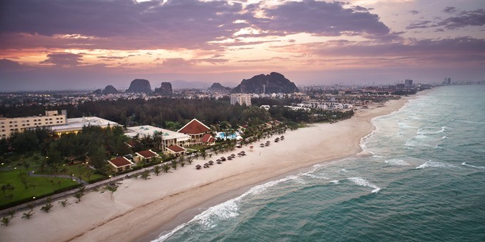 Danang resort offers holiday packages until September