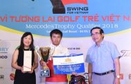 Swing For Vietnam ends with success