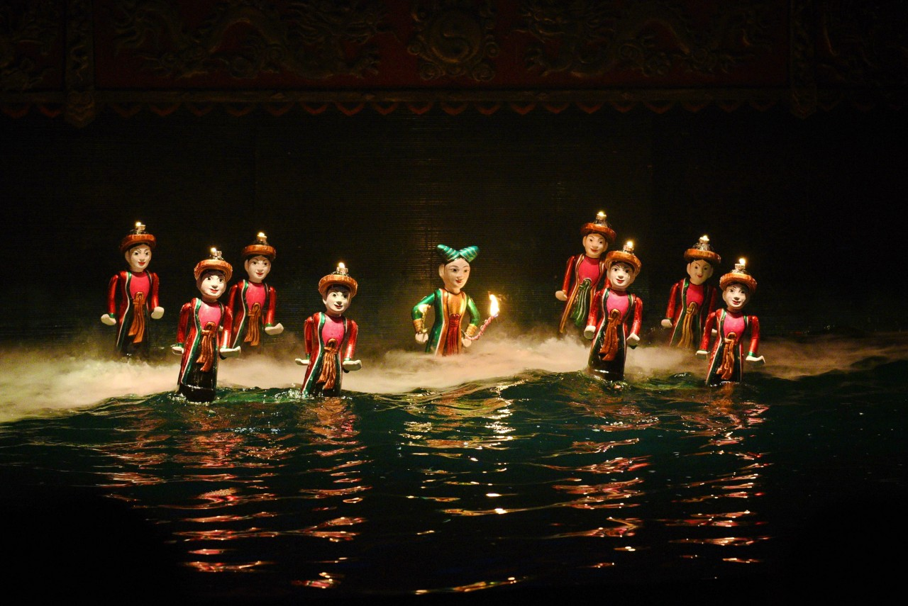 Water Puppetry Show