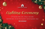 Hotel Nikko Hanoi - Lighting Ceremony 2018