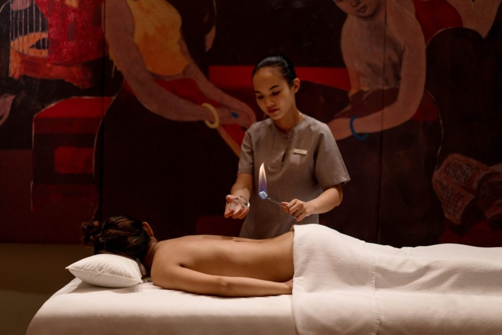 Vietnam's best spa