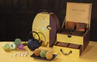 Celebrate Mid-autumn Festival with luxury mooncakes at Sofitel Saigon Plaza