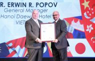 Double win for Hanoi Daewoo Hotel at APTTF 2019