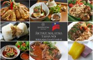 Malaysian Food Festival in Hanoi 14-26 September 2019
