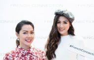 Ca sĩ Ngọc Anh, á hậu Tú Anh cùng dàn sao Việt hội tụ tại sự kiện thời trang giữa mùa thu Hà Nội