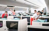 Korean Air celebrates 50 years since its first international flight