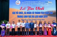 Bình Thuận tôn vinh các tổ chức, cá nhân tiêu biểu về du lịch 2019
