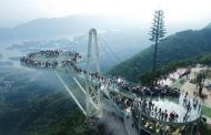 Opening the highest glass bridge in Vietnam