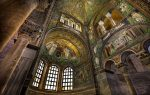 The magnificent beauty of Basilica of San Vitale