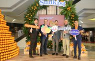 Sunkist arrives in Vietnam to deliver fresh and delicious Navel oranges from sunny California