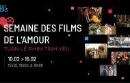 L'Espace giới thiệu Tuần lễ phim TÌNH YÊU với 7 bộ phim lãng mạn, hài hước và không kém phần sâu sắc
