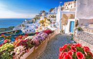 Ngôi làng cổ tích Oia đẹp nao lòng ở đảo Santorini, Hy Lạp