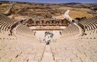 Jerash - Thành phố ma lực
