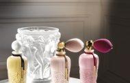 Hương và sắc, hoa và pha lê: phép màu duyên dáng từ LALIQUE