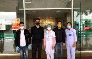 Press Club chung tay tiếp sức các y bác sĩ tuyến đầu chống dịch Covid-19