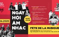 Viện Pháp tại Hà Nội – L'Espace giới thiệu Chương trình Ngày hội âm nhạc 2020