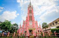 Điểm danh Top nhà thờ màu hồng độc đáo ở Việt Nam