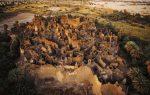 Những thị trấn ma nổi tiếng ở châu Phi