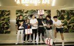 A BATHING APE – thương hiệu thời trang street style cao cấp nhật bản lần đầu tiên phân phối chính thức tại Vietnam