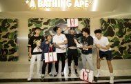 A BATHING APE - thương hiệu thời trang street style cao cấp nhật bản lần đầu tiên phân phối chính thức tại Vietnam