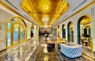 Announcement and golden record award for Dolce by Wyndham Hanoi Golden Lake