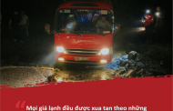 """""""Hành trình xuyên Việt - thách thức khắc nghiệt"""", mang hơi ấm tới vùng cao"""