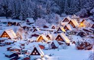 Shirakawa-go - ngôi làng cổ đẹp như bước ra từ cổ tích của Nhật Bản