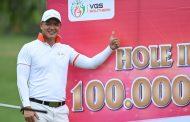 """Diễn viên Bình Minh: """"Mê golf quên nghệ thuật"""""""