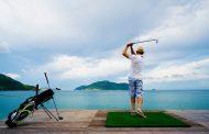 Khi bóng golf là thức ăn cho cá