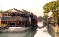 Ngược dòng thời gian trở về thời cổ đại tại phố cổ Đường Tây (Giang Nam - Trung Quốc)