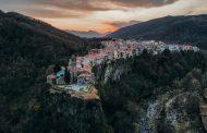 Thị trấn Castellfollit de la Roca đẹp