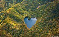 Những hòn đảo và hồ nước có hình trái tim lãng mạn nhất thế giới